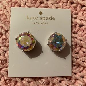 NWT Kate Spade earrings.